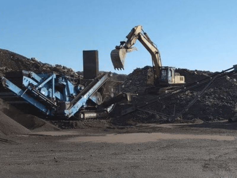asphalt production industry located in lower mainland of vancouver